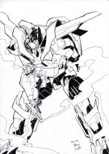 """""""Transformers"""" Auftrag während der TFNation 2016"""