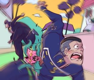"""""""JoJo's Bizarre Adventure"""""""